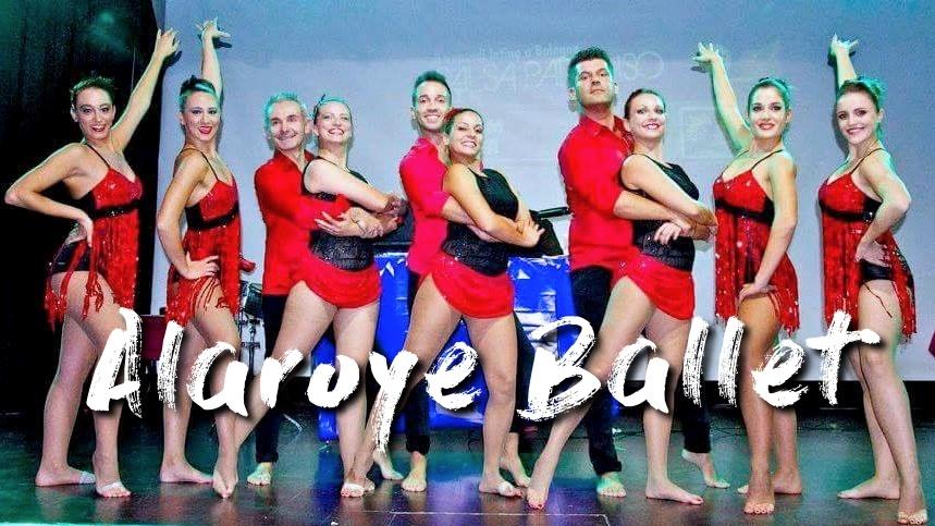 Alaroye Ballet | Acela Moras