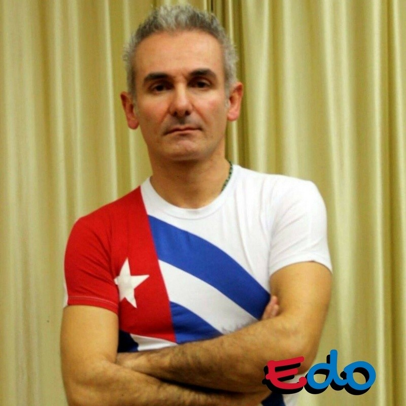 Edoardo Sebastiani - Responsabile coreografico per la Compagnia Alaroye Ballet
