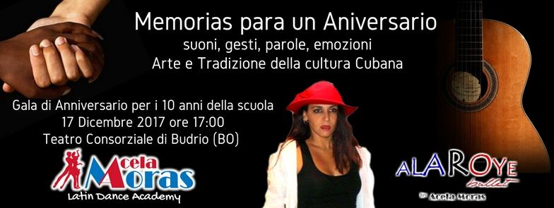 Memorias para un aniversario - 17 Dicembre -Budrio
