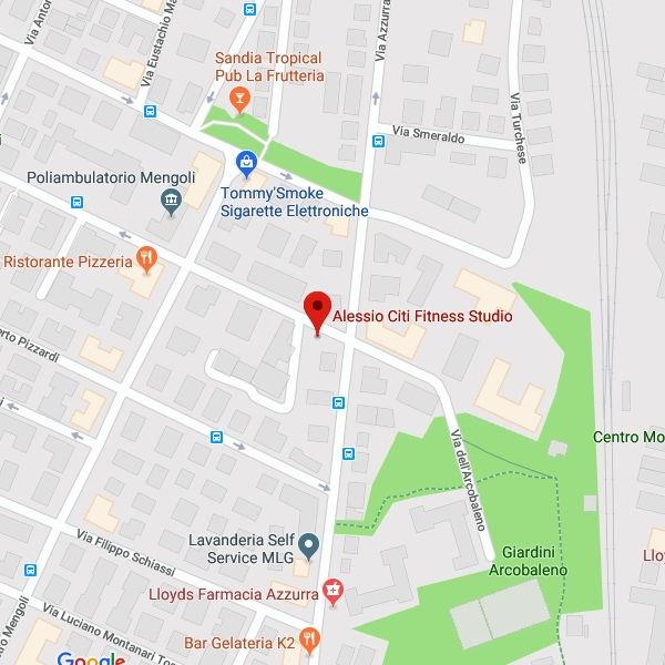Alessiociti Fitness studio - Bologna