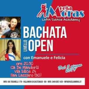 bachata open