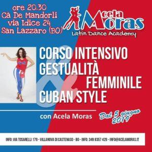 gestualità femminile cubana